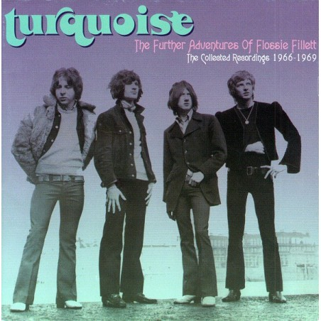 TURQUOISE - The Further Adventures Of Flossie Fillett CD