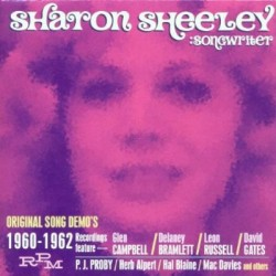 SHARON SHEELEY - Songwriter 1960-62 CD