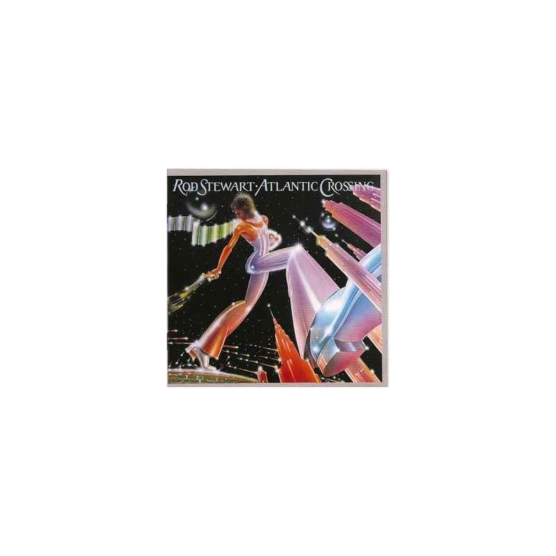 ROD STEWART - Atlantic Crossing CD