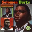 SOLOMON BURKE - King Solomon / I Wish I Knew CD