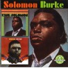 SOLOMON BURKE - King Solomon / I Wish I Knew CD