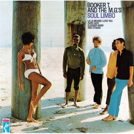 BOOKER T & THE MG'S - Soul Limbo CD