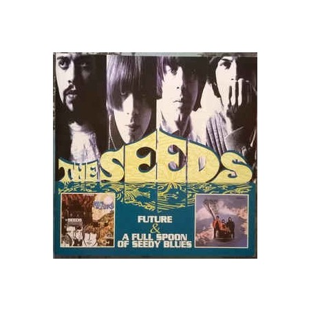 THE SEEDS - Future & A Full Spoon Of Seedy Blues CD