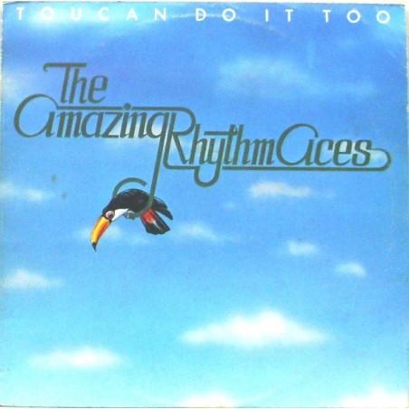 AMAZING RHYTHM ACES - Toucan Do It Too LP (Original)