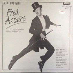 FRED ASTAIRE - An Evening With LP (Original)