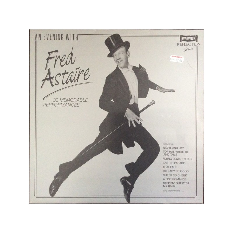 FRED ASTAIRE - An Evening With LP