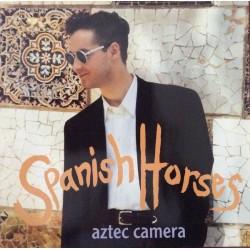 """AZTEC CAMERA - Spanish Horses 12"""" (Original)"""
