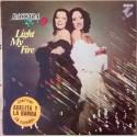 BACCARA - Light My Fire LP