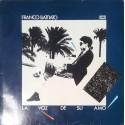 FRANCO BATTIATO - La Voz De Su Amo LP