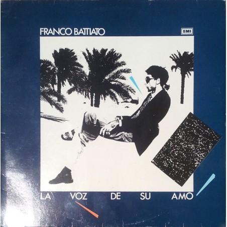 FRANCO BATTIATO - La Voz De Su Amo LP (Original)