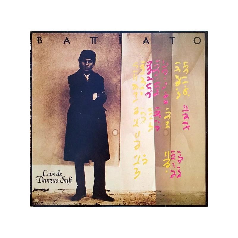 FRANCO BATTIATO - Ecos De Danza Sufi LP