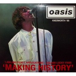 OASIS - Making History, Knebworth '96 LP