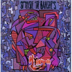 SIOUXSIE & THE BANSHEES - Hyaena LP