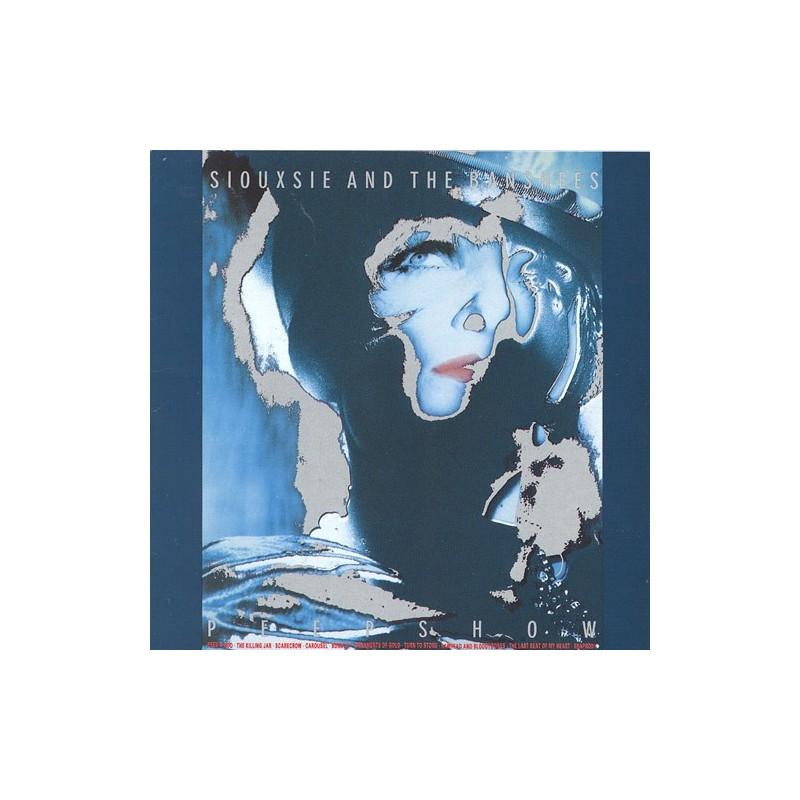 SIOUXSIE & THE BANSHEES - Hyaena  LPSIOUXSIE & THE BANSHEES - Peepshow LP
