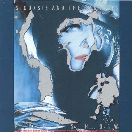 SIOUXSIE & THE BANSHEES - Peepshow LP