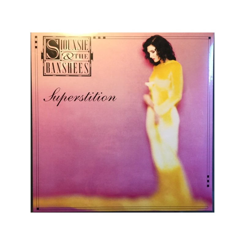 SIOUXSIE & THE BANSHEES - Superstition LP