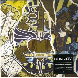 BON JOVI - What About Now LP