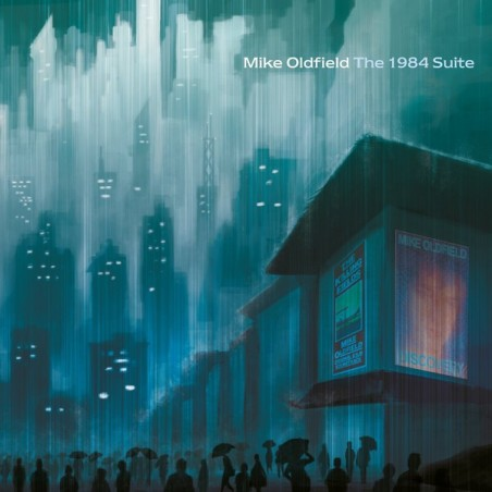 MIKE OLDFIELD - The 1984 Suite  LP