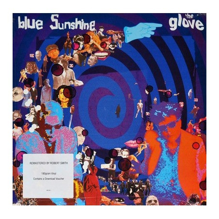 THE GLOVE - Blue Sunshine LP