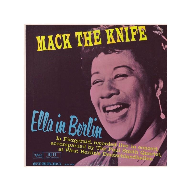ELLA FITZGERALD - Mack The Knife - Ella In Berlin LP