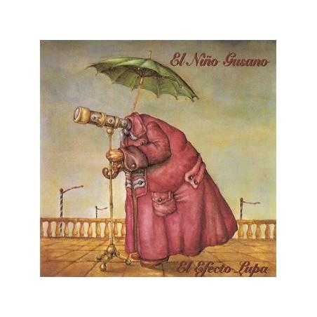 EL NIÑO GUSANO – El Efecto Lupa LP