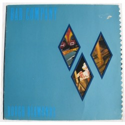 BAD COMPANY - Rough Diamonds LP (Original)