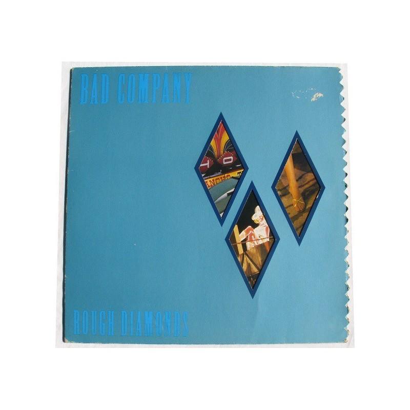 BAD COMPANY - Rough Diamonds LP