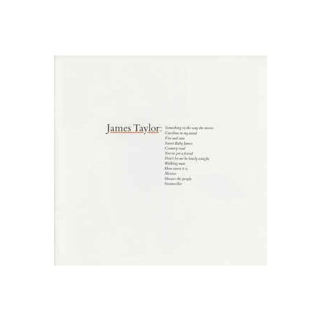 JAMES TAYLOR - Greatest Hits LP (Original)