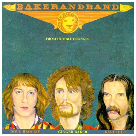 BAKERANDBAND - From Humble Oranges LP (Original)