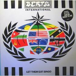 BEATS INTERNATIONAL - Let Them Eat Bingo LP (Original)