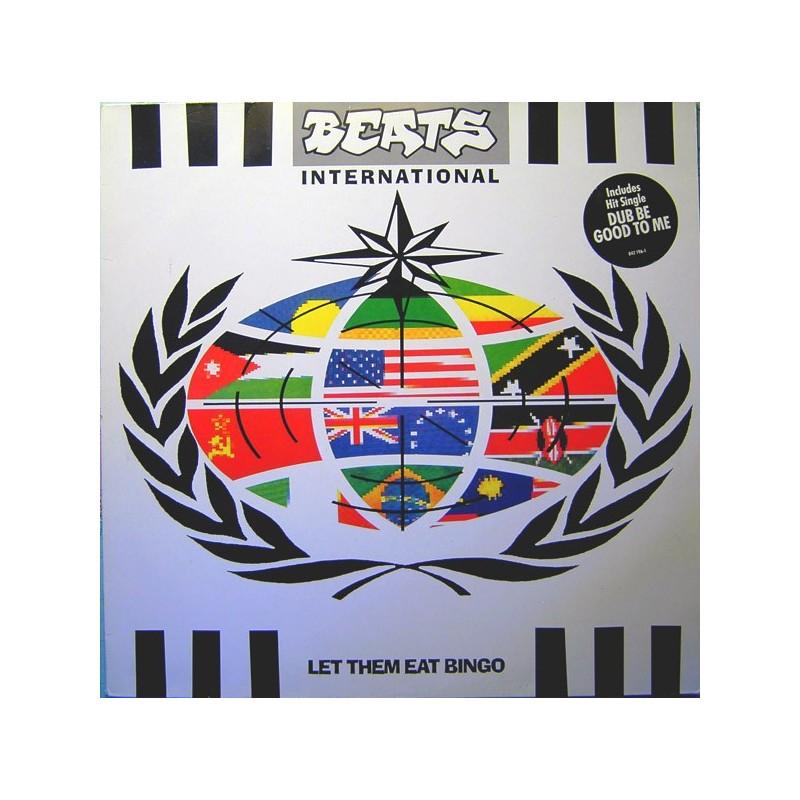 BEATS INTERNATIONAL - Let Them Eat Bingo LP