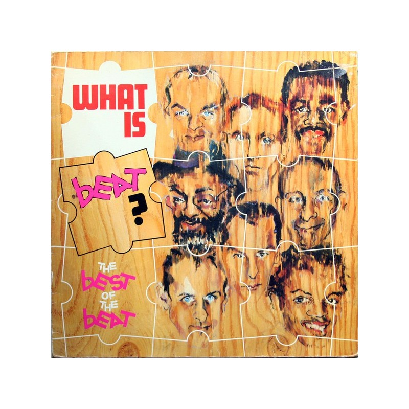 THE BEAT - What Is Beat, The Best Of LP