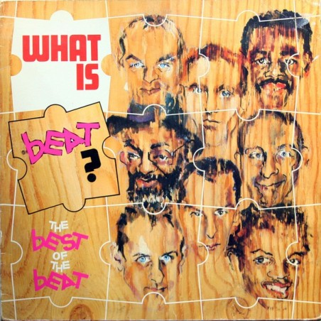 THE BEAT - What Is Beat, The Best Of LP (Original)