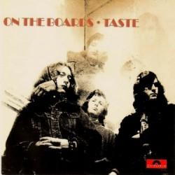 TASTE - On The Boards LP (Original)