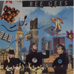 BEE GEES - High Civilization LP
