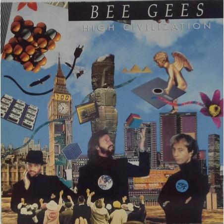 BEE GEES - High Civilization LP (Original)