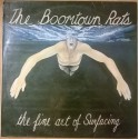 BOOMTOWN RATS - The Fine Art Of Surfacing LP