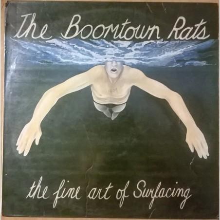 BOOMTOWN RATS - The Fine Art Of Surfacing LP (Original)