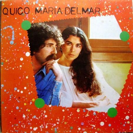 MARIA DEL MAR BONET - Quico LP (Original)