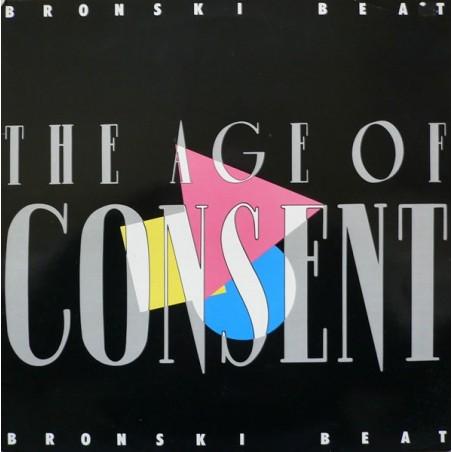 BRONSKI BEAT - The Age Of Consent LP (Original)