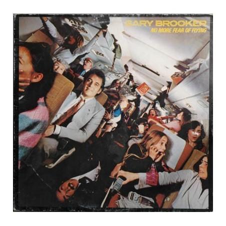 GARY BROOKER - No More Fear Of Flying LP (Original)