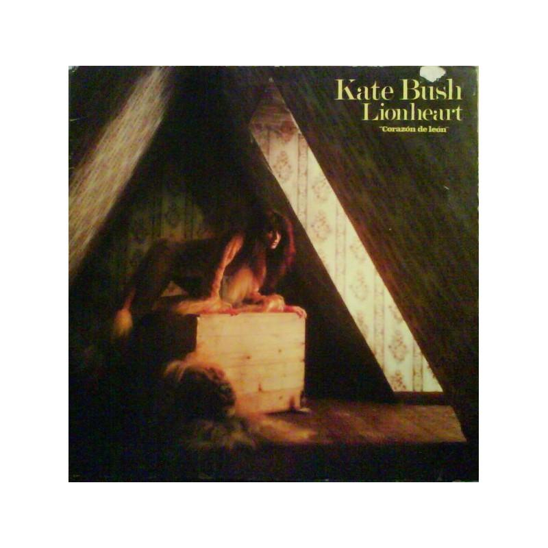 KATE BUSH - Lionheart LP