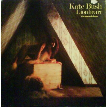 KATE BUSH - Lionheart LP (Original)