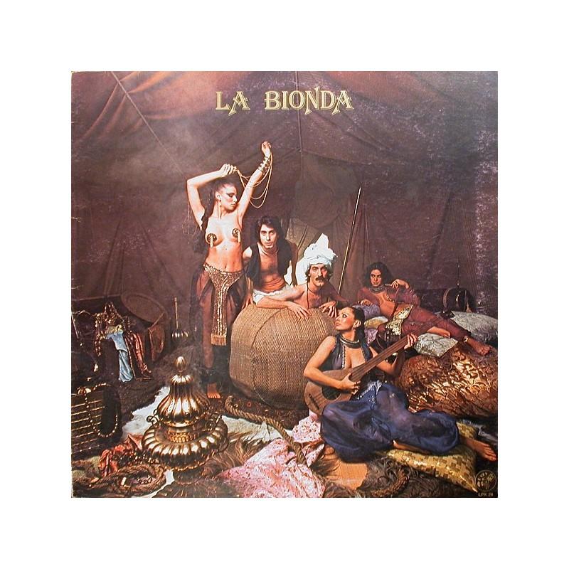 LA BIONDA - La Bionda LP