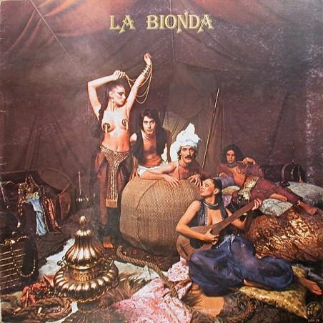 LA BIONDA - La Bionda LP (Original)