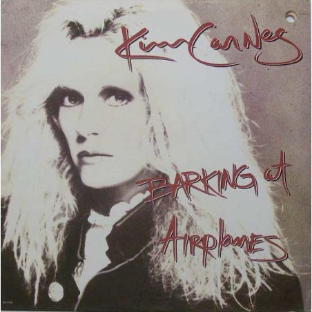 KIM CARNES - Barking At Airplanes LP (Original)