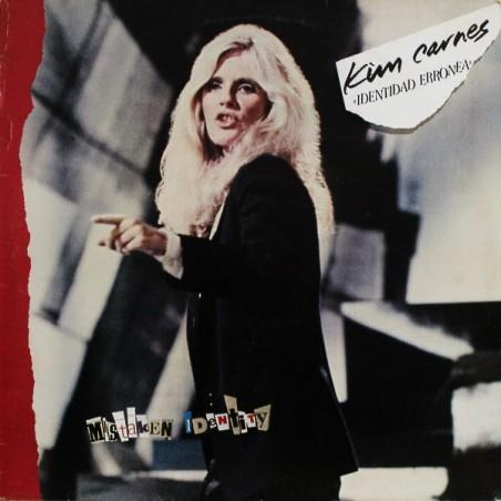 KIM CARNES - MIstaken Identity LP (Original)