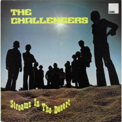 THE CHALLENGERS - Streams In The Desert LP (Original)