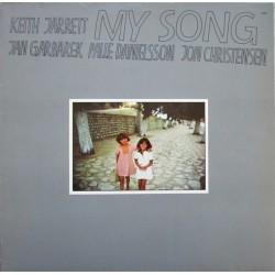 KEITH JARRETT, JAN GARBAREK, PALLE DANIELSSON, JON CHRISTENSEN - My Song LP