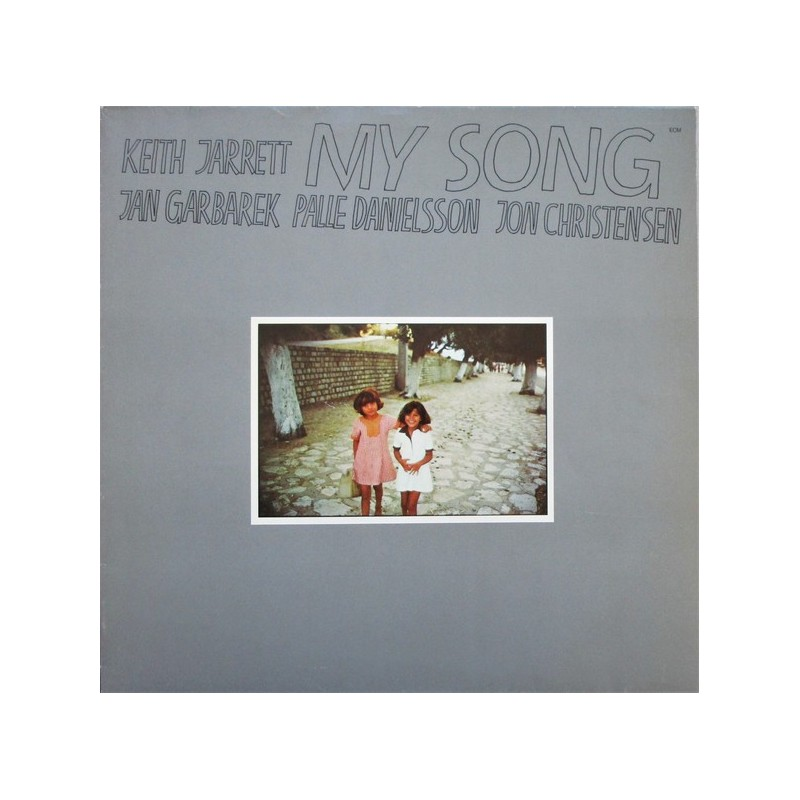 KEITH JARRETT, JAN GARBAREK, PALLE DANIELSSON, JON CHRISTENSEN - My Song LP